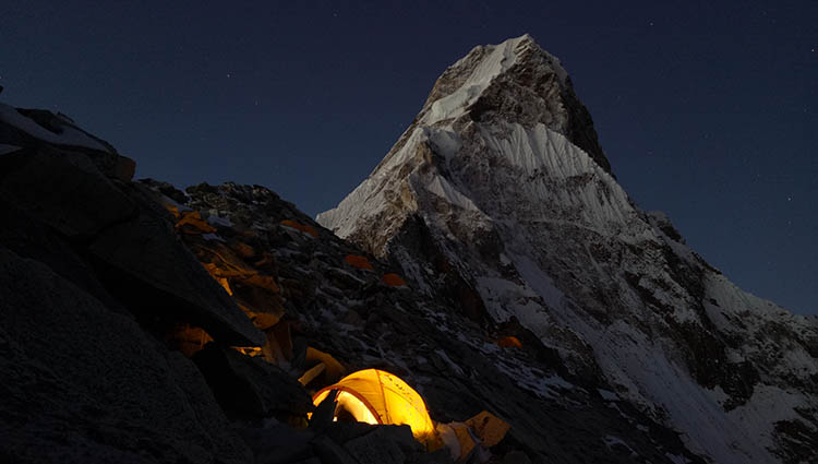 Mt. Ama Dablam Expedition (6,812m.)