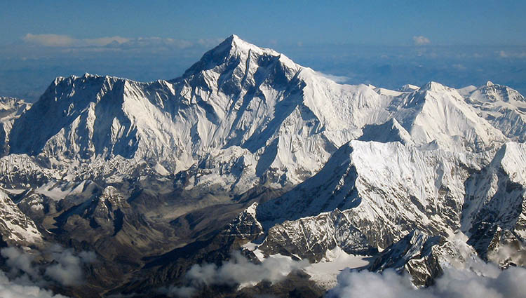 Mt. Everest Expeditions (8,848m.)