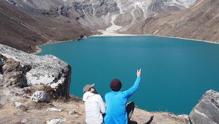 Gokyo Peak and Lakes Trek
