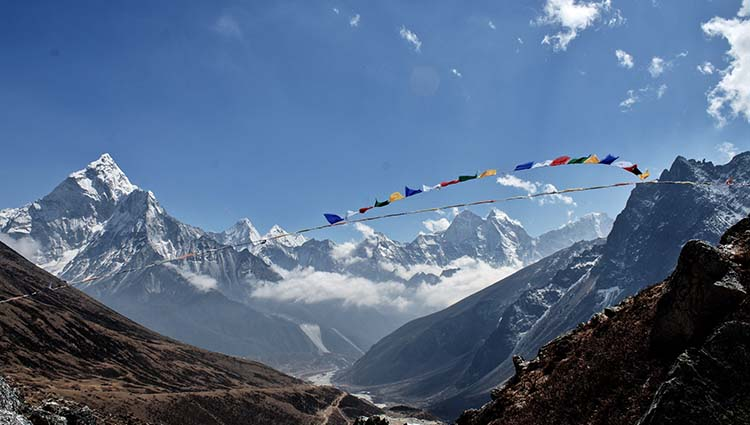 Everest High Traverses Trek