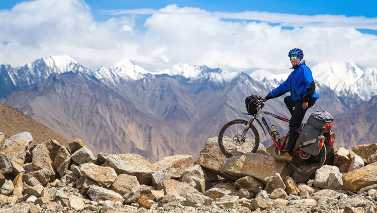 Explore Tibet by Mountain Bike