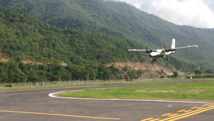 Lukla Flight Based From Ramechhap Airport